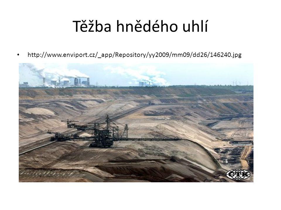 Těžba ropy – Severní moře http://www.google.com/imgres?q=t%C4%9B%C5%BEba+ropy+severn%C3%AD+mo%C5%99e&hl=cs&biw= 1366&bih=664&tbm=isch&tbnid=UOBWzNtxMy_vcM:&imgrefurl=http://mirin.cz/blog/produkce- severniho-more-za-vrcholem&docid=tjcVm0bI_UMZJM&imgurl=http://mirin.cz/media/articles/brent- endofseaoil.jpg&w=735&h=482&ei=6c0HUJ60NsbEsgaZ9LTnAg&zoom=1&iact=rc&dur=631&sig=11337050 2409876244489&page=1&tbnh=123&tbnw=188&start=0&ndsp=18&ved=1t:429,r:0,s:0,i:69&tx=41&ty=30