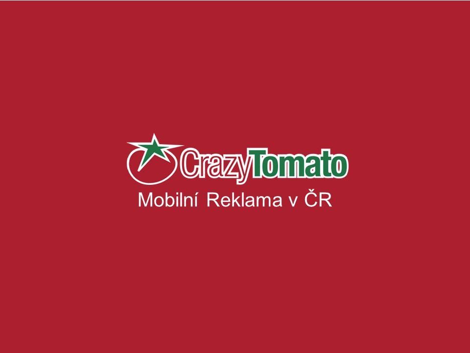 Mobilní Reklama v ČR