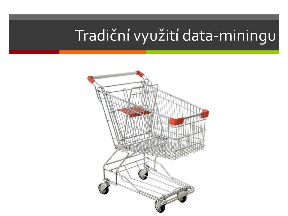 Automatic Discovery  Data miningu se dosahuje pomocí stavby modelů.