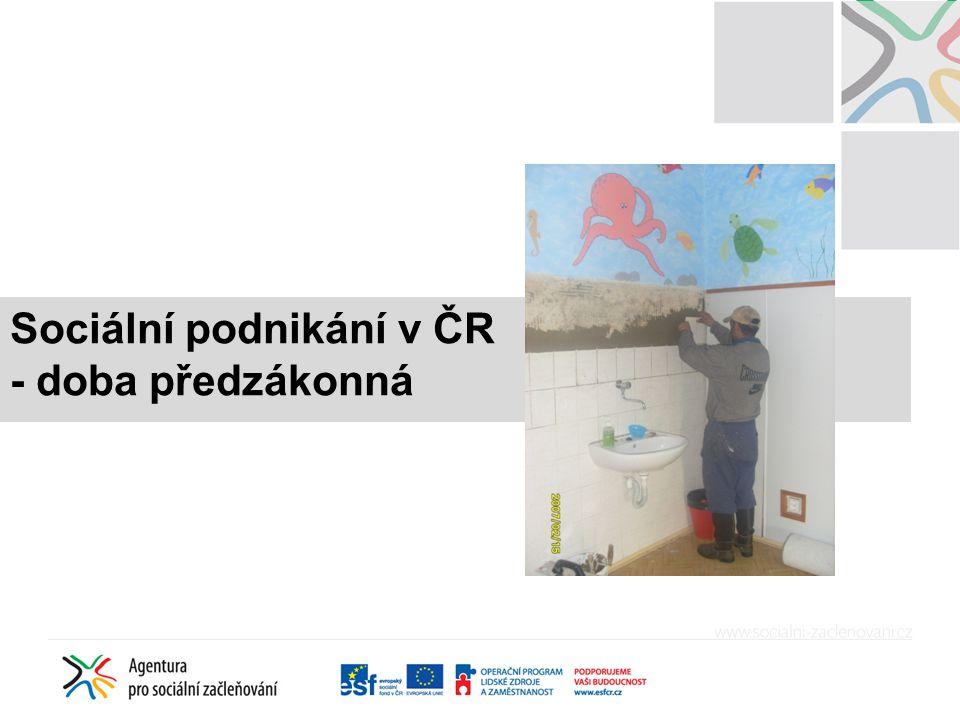 """Podpora zaměstnanosti sociálně znevýhodněných osob po česku VPP / SÚPM jako hlavní nástroje aktivní politiky zaměstnanosti Akční plán vlády na podporu hospodářského růstu a zaměstnanosti ČR: """"… rizikové skupiny budou podpořeny formou krátkodobých pracovních úvazků v rámci veřejně prospěšných prací nebo společensky účelných pracovních míst, přičemž nebude přerušeno jejich vedení v evidenci uchazečů o zaměstnání..."""