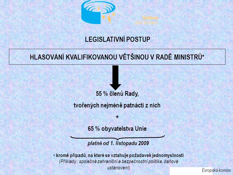 PŘED ÚSTAVOU Více než 15 legislativních nástrojů….