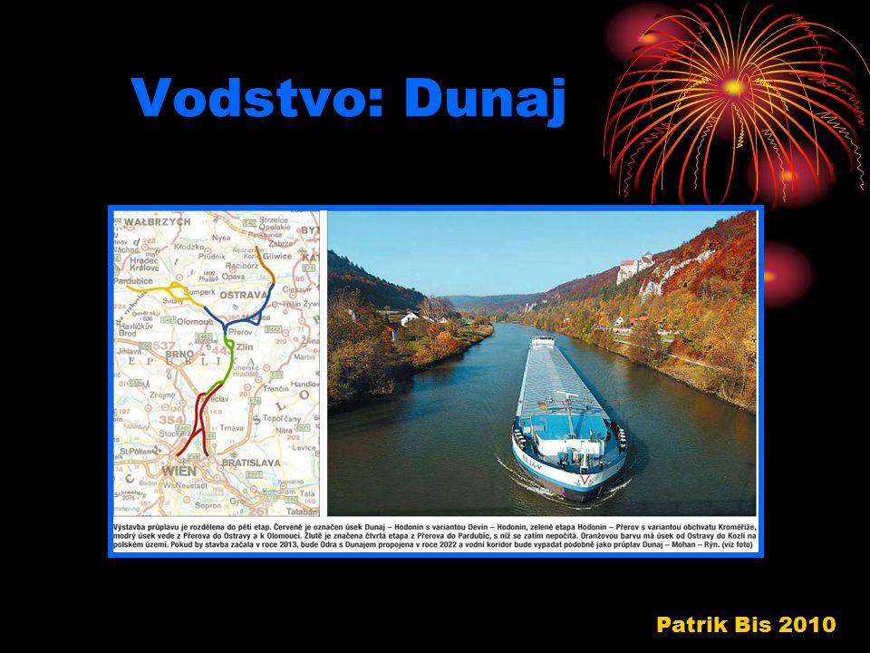 Vodstvo: Dunaj Patrik Bis 2010