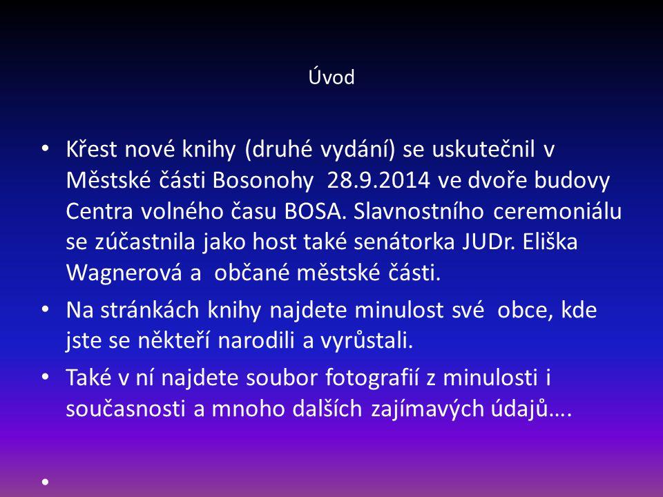 Projev hosta - senátorky JUDr. Elišky Wagnerové
