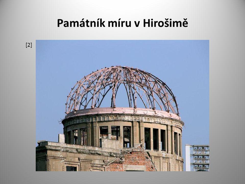 Památník míru v Hirošimě [3]