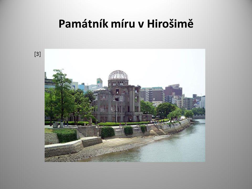 Památník míru v Hirošimě [4]