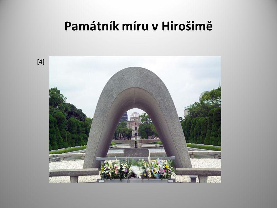 Památník Sadako Sasaki [5] [6]
