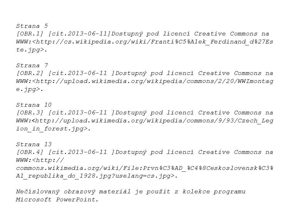 Strana 5 [OBR.1] [cit.2013-06-11]Dostupný pod licencí Creative Commons na WWW:.