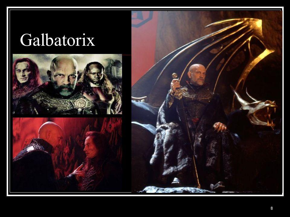 8 Galbatorix