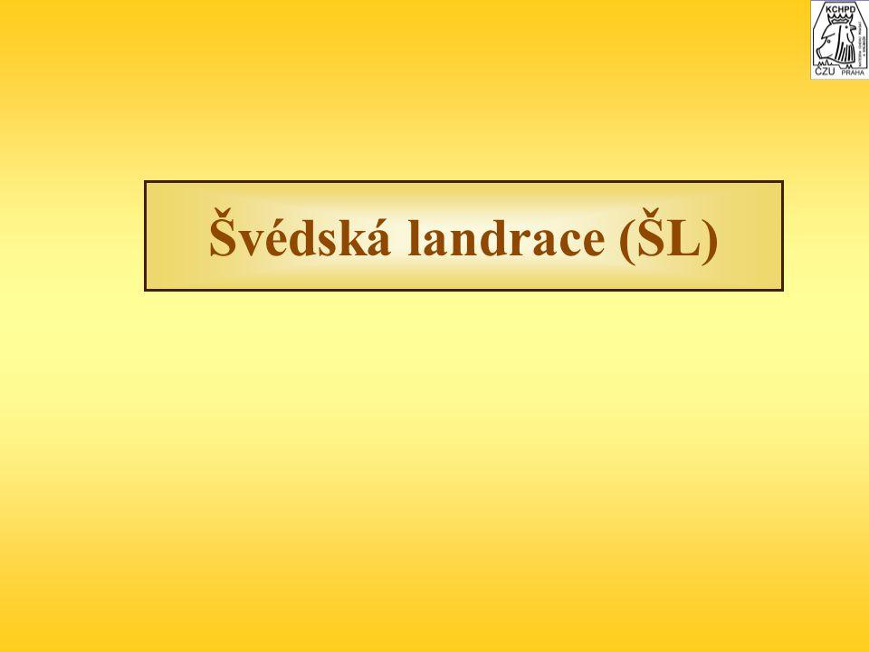 Švédská landrace (ŠL)