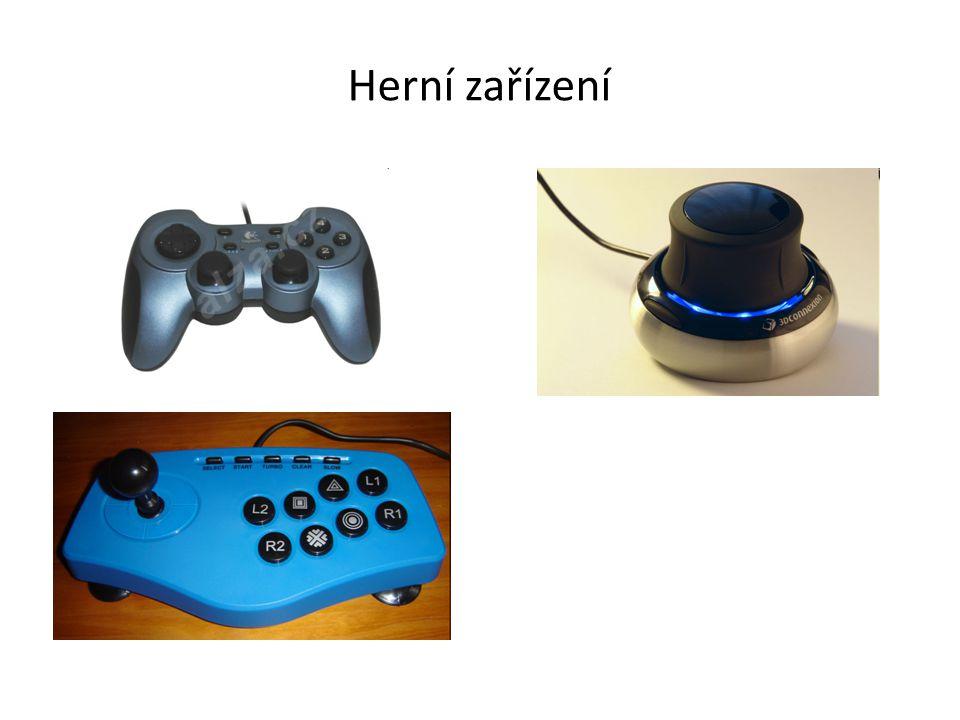 Herní zařízení