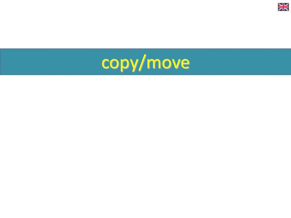 copy/move