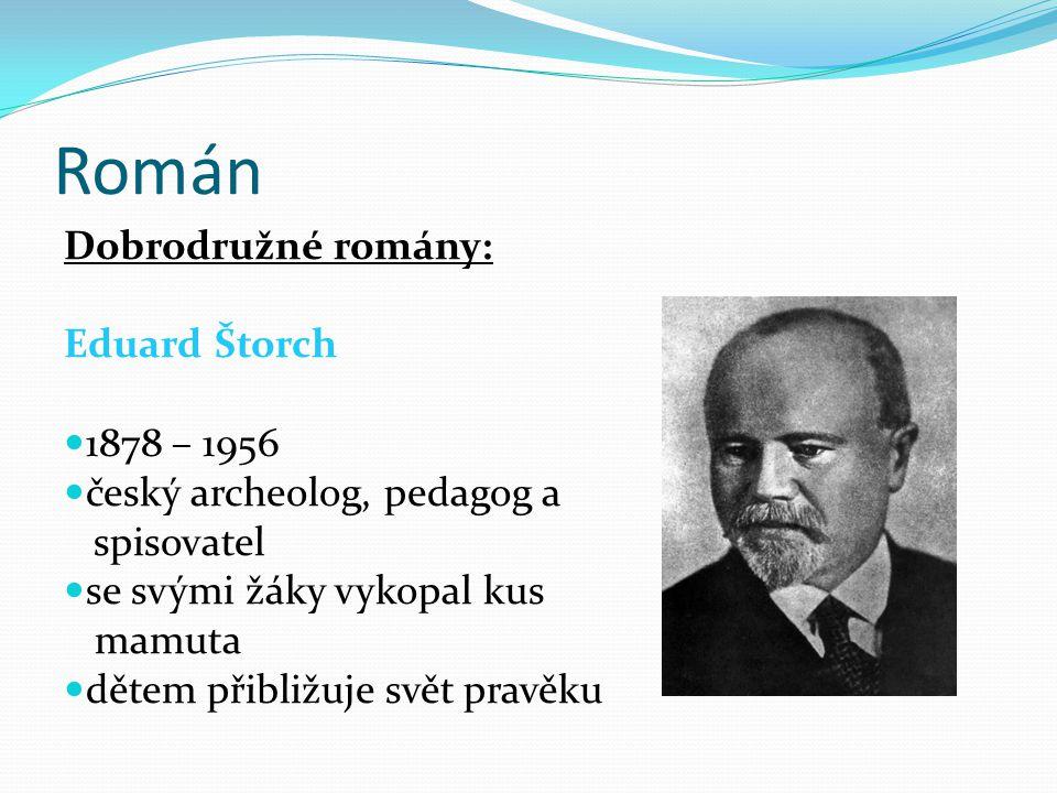 Román Dívčí romány: Stanislav Rudolf *16.02.