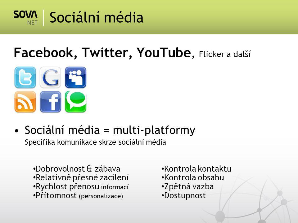 Fenomén Facebook: Dvojí způsob komunikace 1.