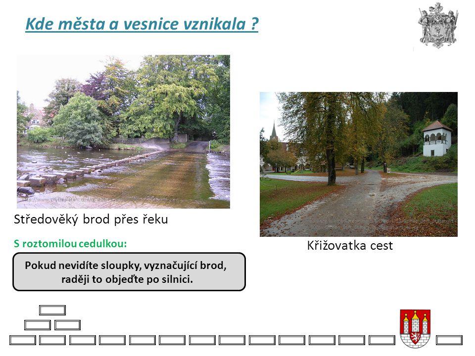 Vesnice měly zpravidla dvojí podobu: 1.radiální 2.lineární http://media0.zegetv.jex.cz/images/media0:497a3cc0d665f.jpg/VesniceDvoryOutl.JPG Uspořádání do kruhu ( radiálně ) kolem návsi: http://prostor-ad.cz/dejiny/roman/mesta/obr11.gif 1.