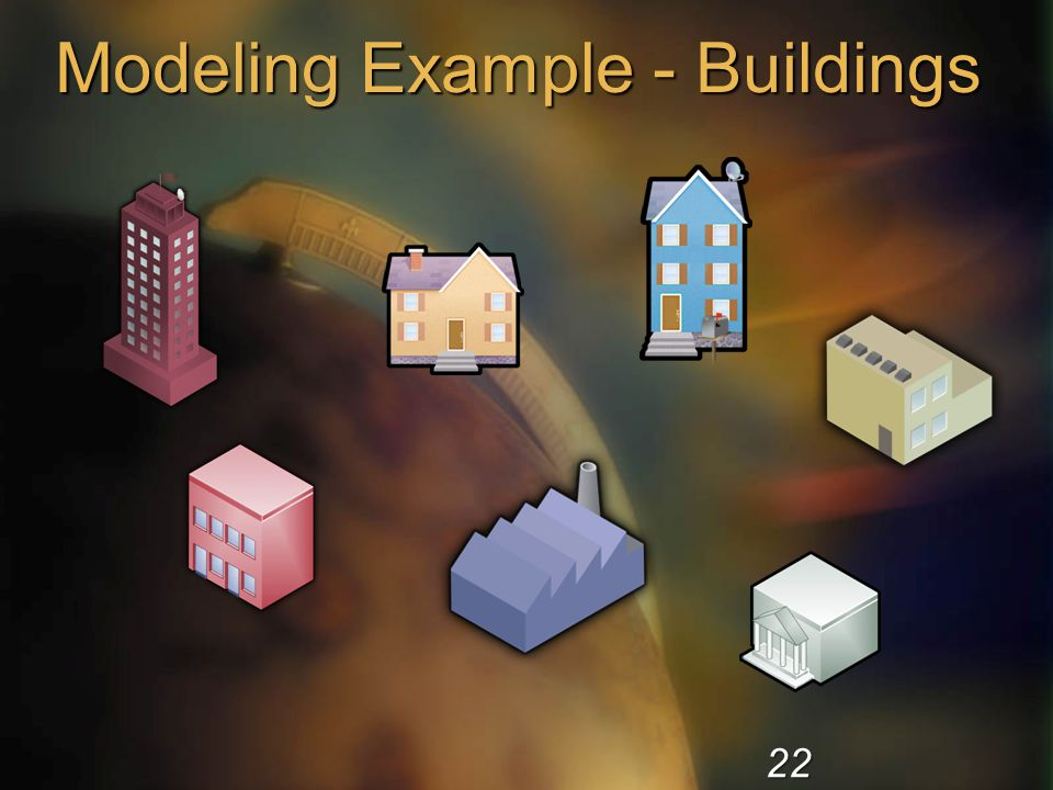 Modeling Example - Buildings 22