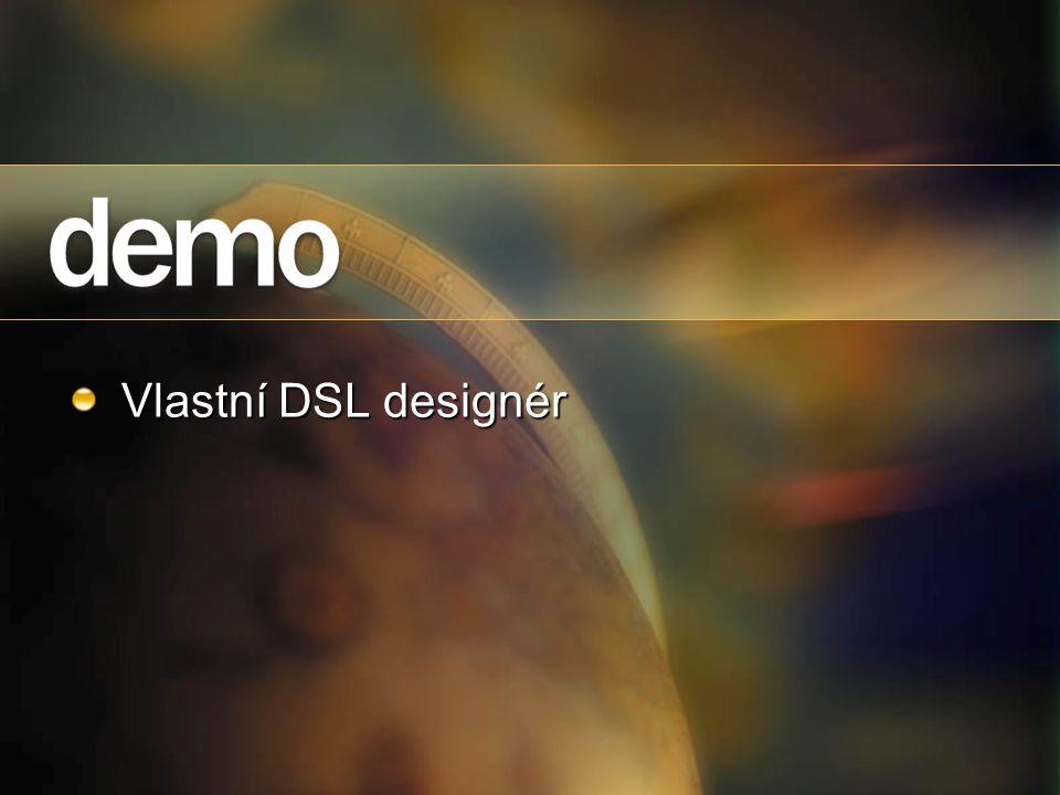 Vlastní DSL designér