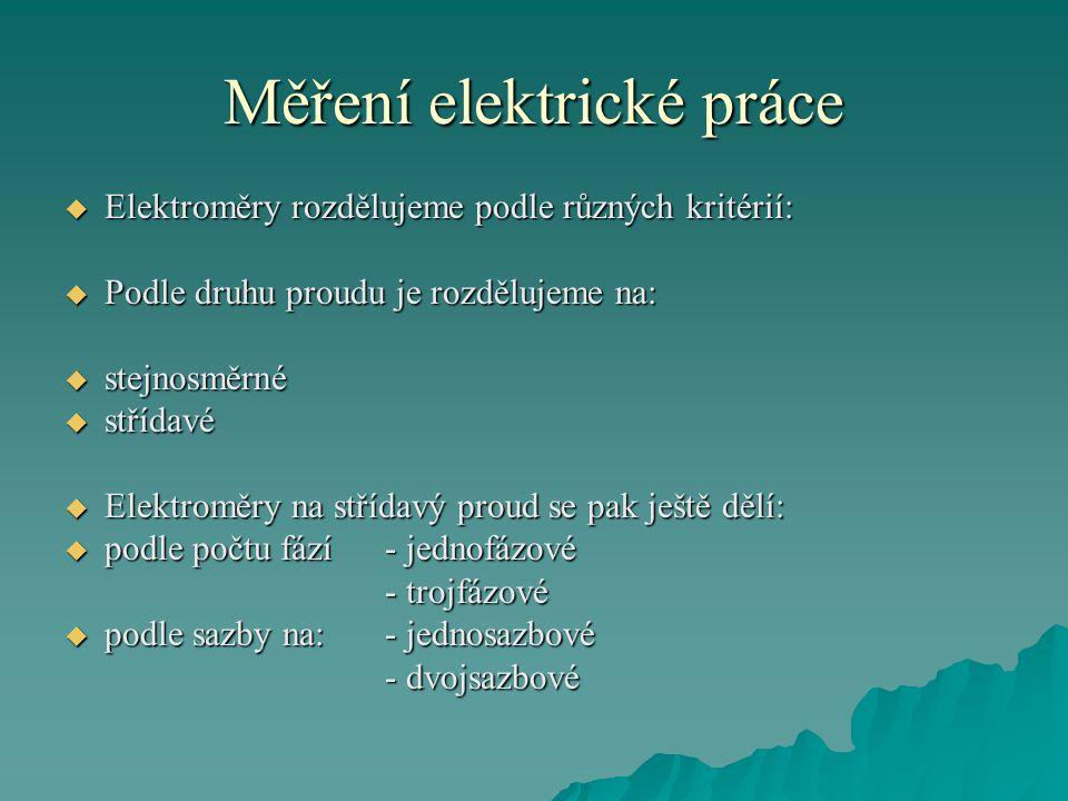 Literatura  E.Vitejček a V. Hos: Elektrické měření, SNTL Praha 1979  V.