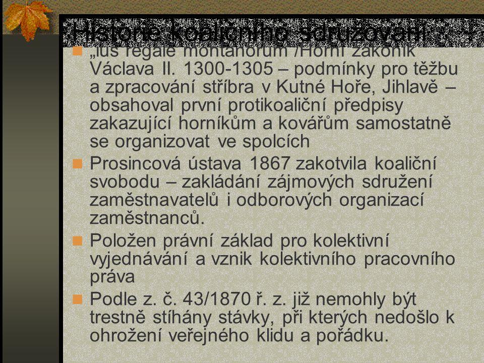 """Historie koaličního sdružování """"ius regale montanorum""""/Horní zákoník Václava II. 1300-1305 – podmínky pro těžbu a zpracování stříbra v Kutné Hoře, Jih"""