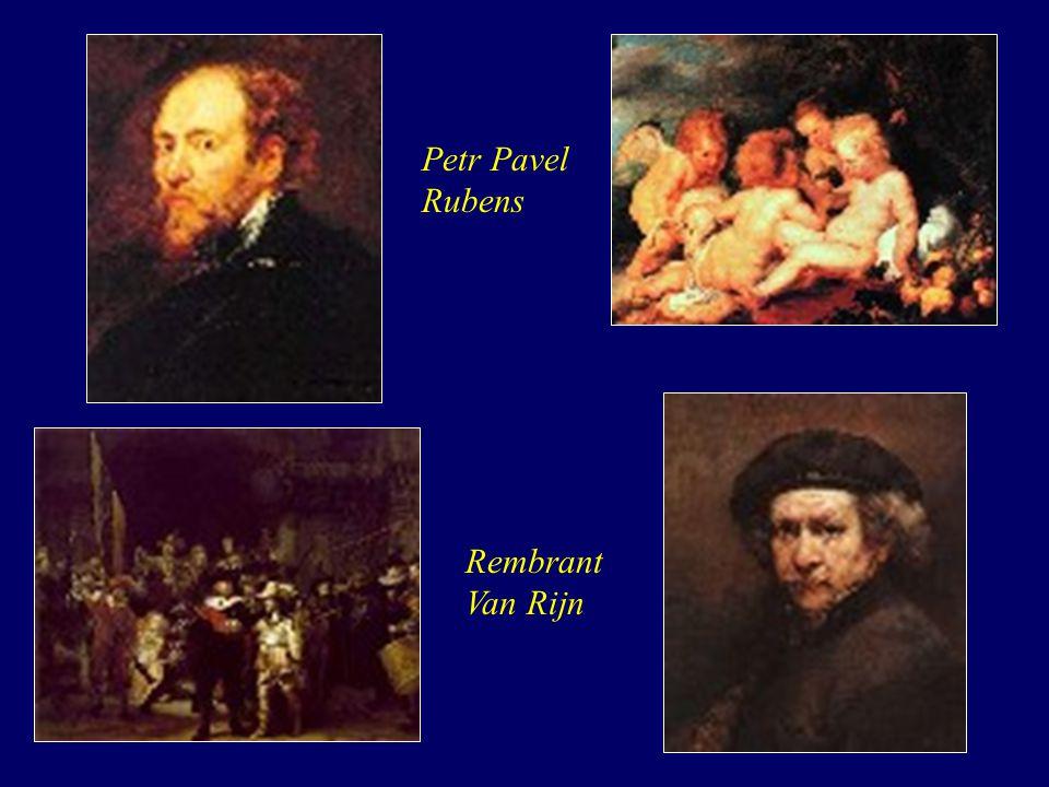 Petr Pavel Rubens Rembrant Van Rijn