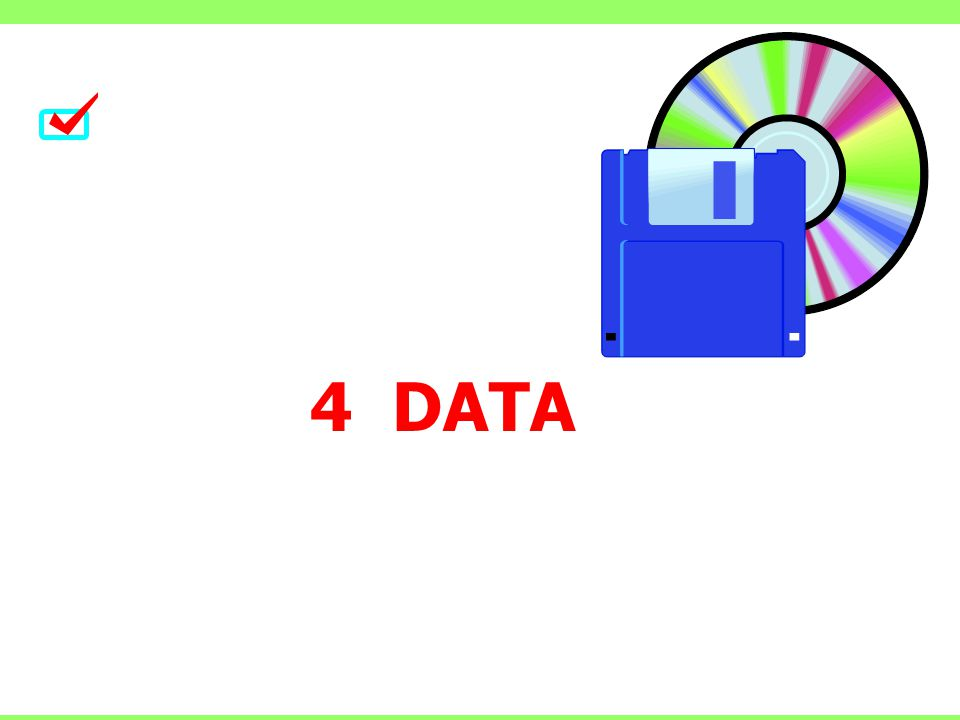 4 DATA
