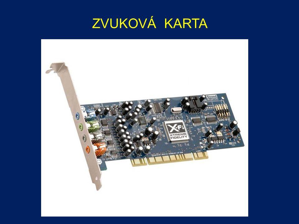 ZVUKOVÁ KARTA