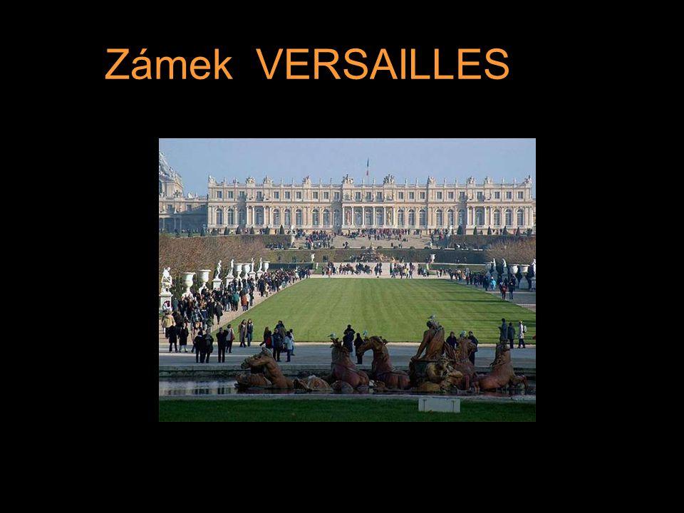 Zámek VERSAILLES