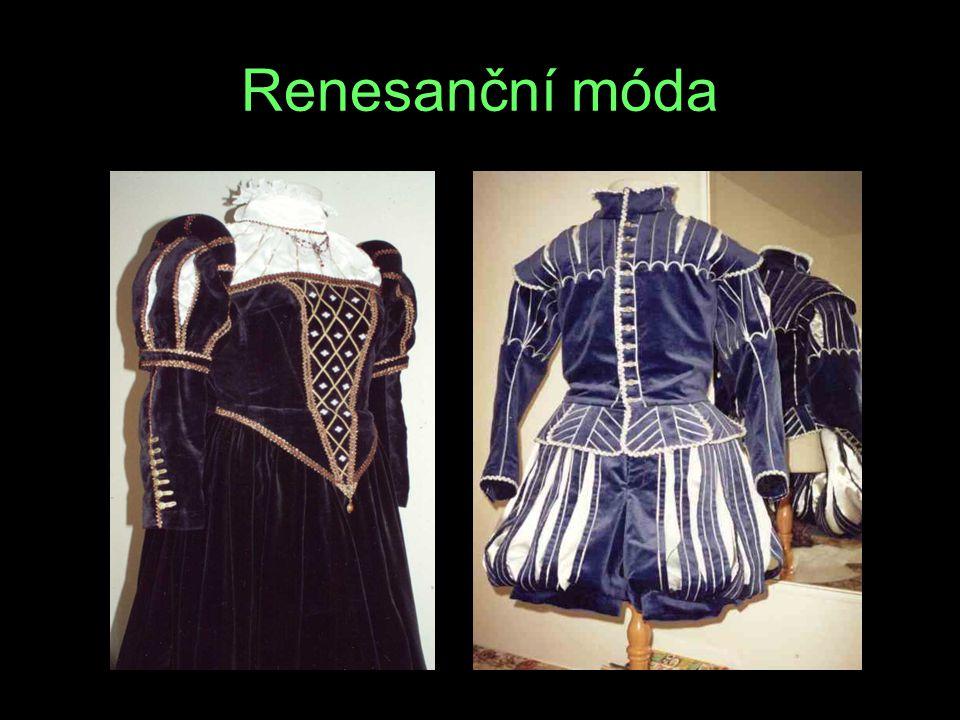 Renesanční móda