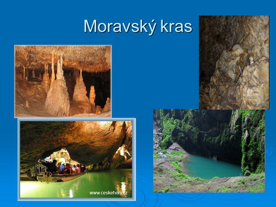 Moravský kras www.ceskehory.cz