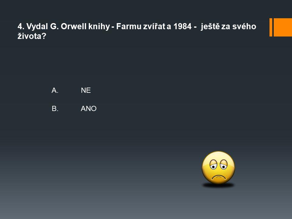 5.Jak se jmenuje hlavní hrdina příběhu 1984.