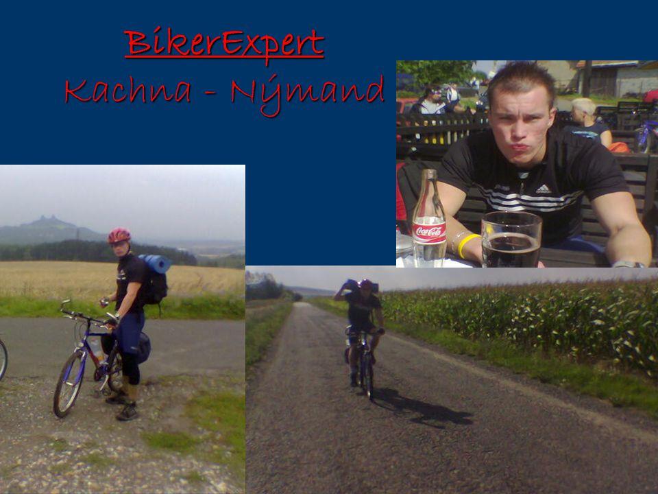 BikerExpert Kachna - Nýmand