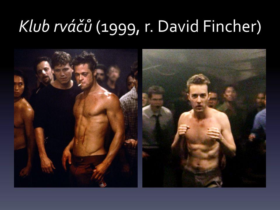 Klub rváčů (1999, r. David Fincher)