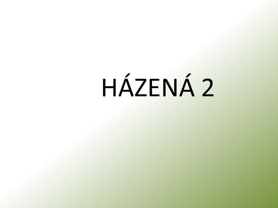 HÁZENÁ 2