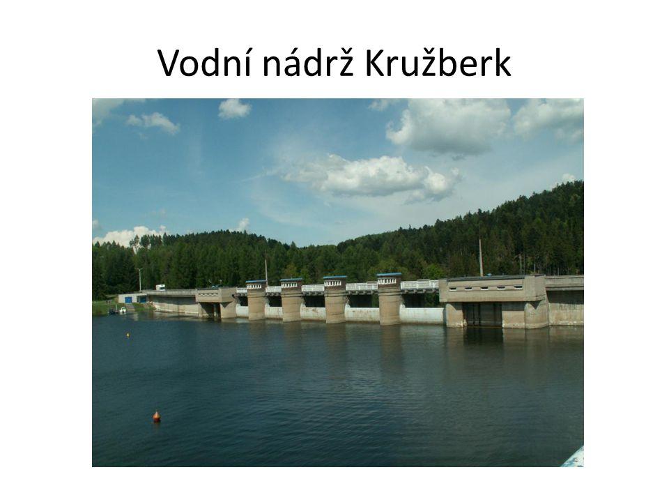 Vodní nádrž Kružberk