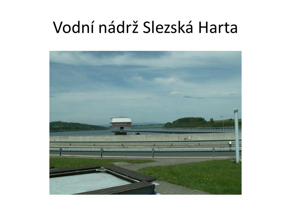 Vodní nádrž Slezská Harta