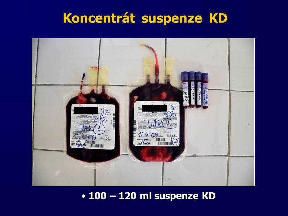 Koncentrát suspenze KD 100 – 120 ml suspenze KD 100 – 120 ml suspenze KD