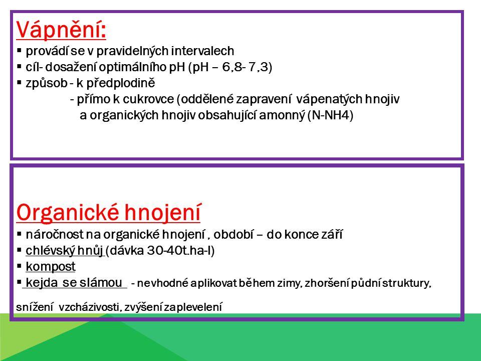 Příprava půdy: Podzim: systém 3 oreb!!!!!!!!!!!!.