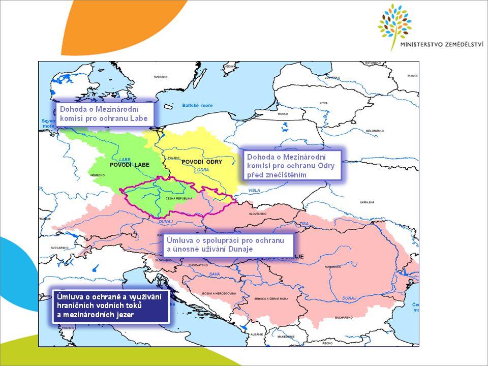 plnění požadavků směrnice o čištění městských odpadních vod (91/271/EHS) odpadních vod (91/271/EHS)  progres v prevenci před povodněmi  novela vodního zákona  infringement (porušení) transpozice Rámcové směrnice vodní politiky ES (2000/60/ES) vodní politiky ES (2000/60/ES)  schvalování Plánů oblastí povodí  generel výhledových nádrží pro akumulaci vody AKTUÁLNÍ INFORMACE AKTUÁLNÍ INFORMACE