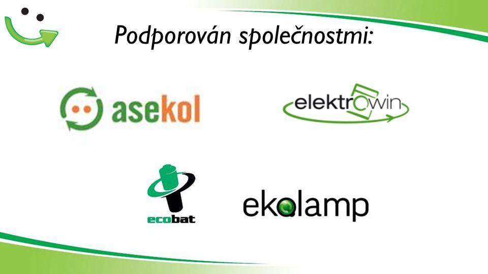 Podporován společnostmi: