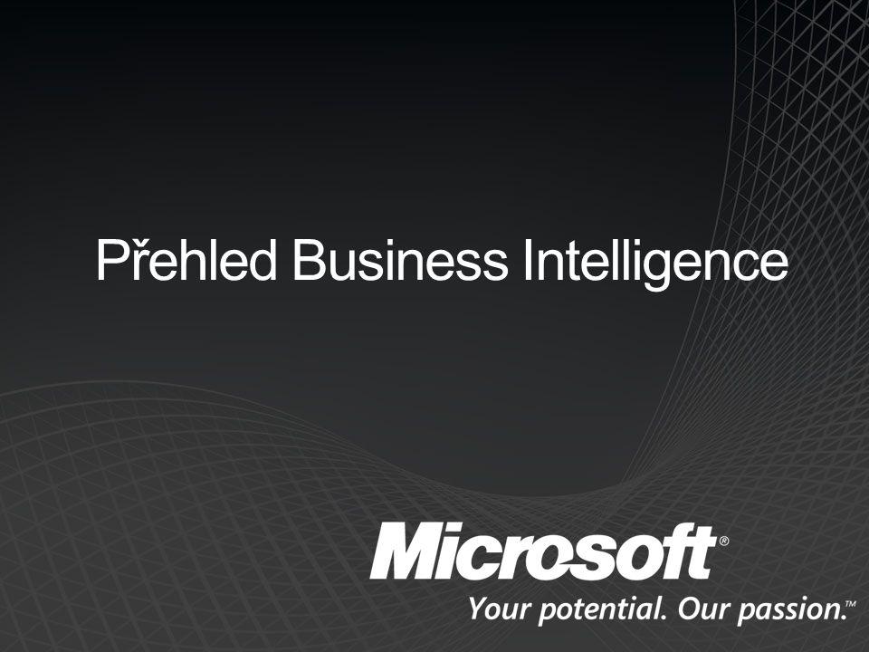 Přehled Business Intelligence