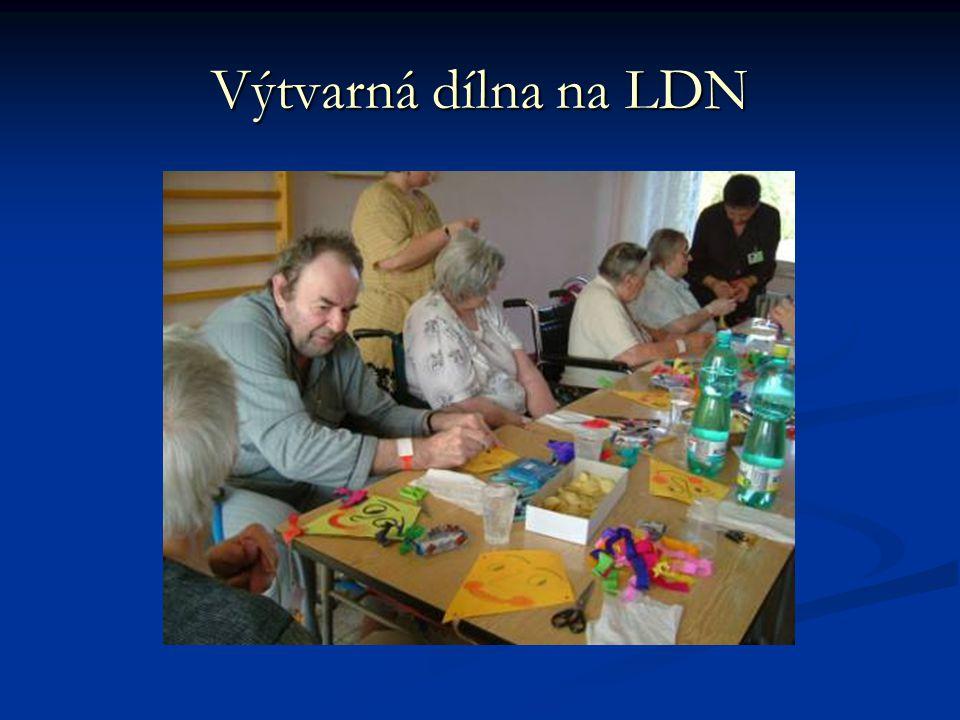 Výtvarná dílna na LDN