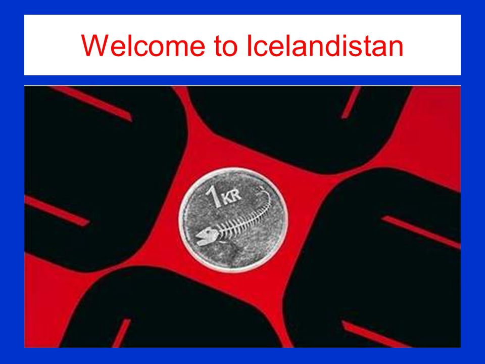 Welcome to Icelandistan
