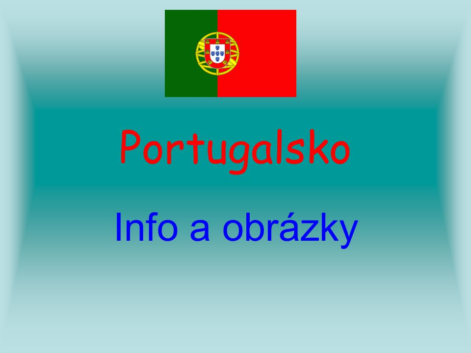 Poloha Portugalsko se rozkládá v jihozápadní Evropě na Pyrenejském (Iberském) poloostrově, a to na ploše 92 390 km2.