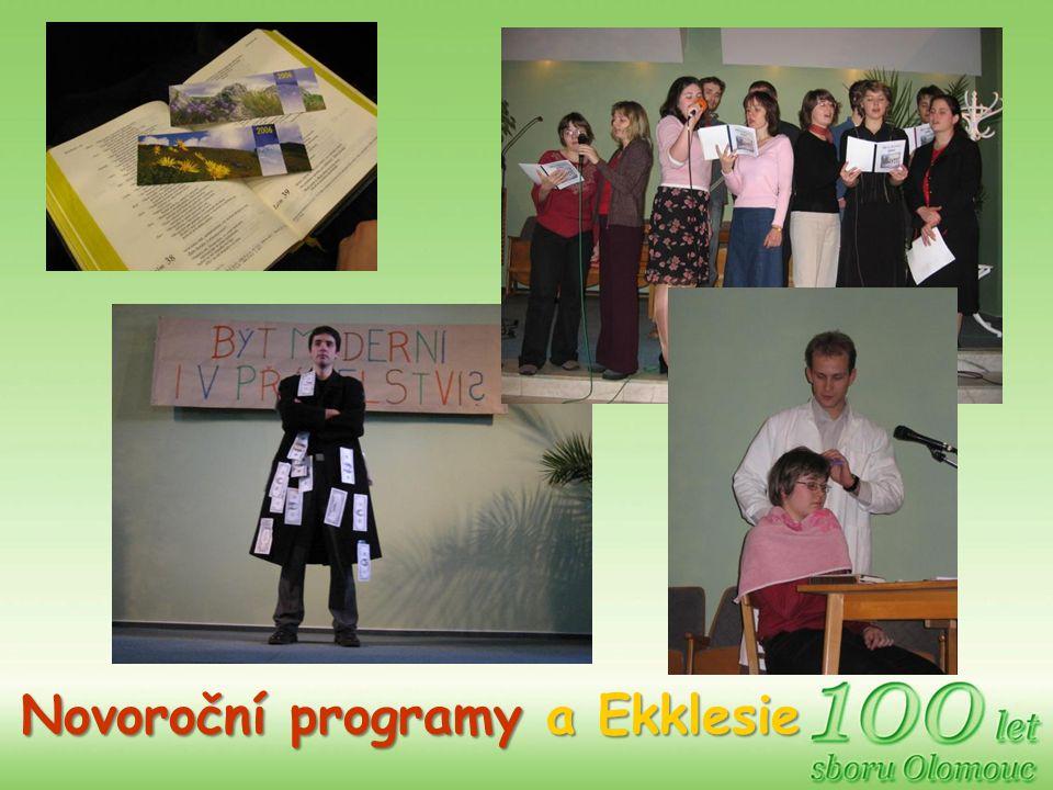 Novoroční programy a Ekklesie