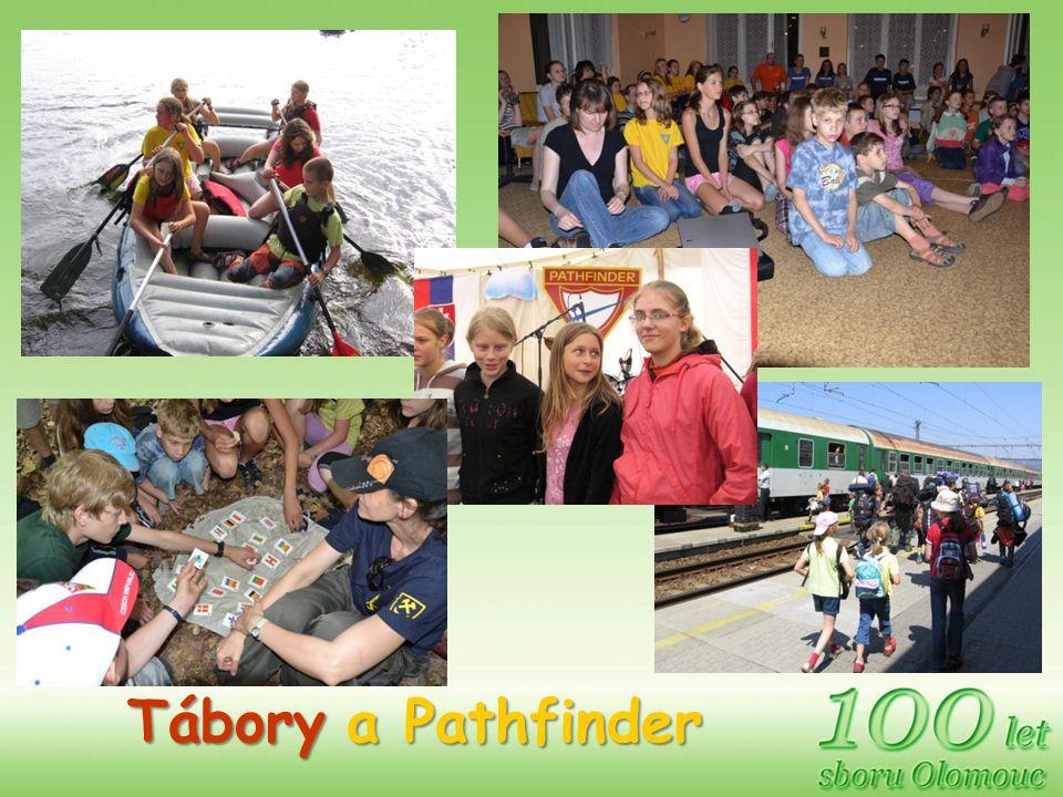 Tábory a Pathfinder