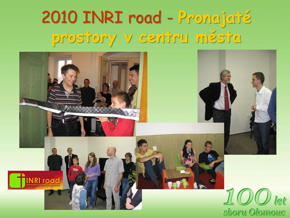2010 INRI road - Pronajaté prostory v centru města