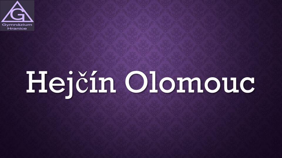 Hej č ín Olomouc