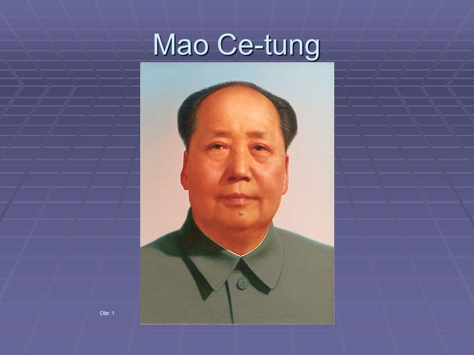 Mao Ce-tung Obr. 1