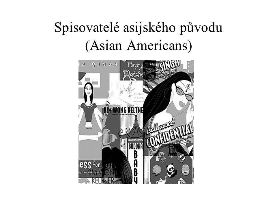 Spisovatelé asijského původu (Asian Americans)