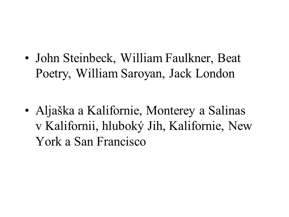 Jack Kerouac, Lawrence Ferlinghetti, Alan Ginsberg, Gregory Corso (Beatníci) On the Road (1957)