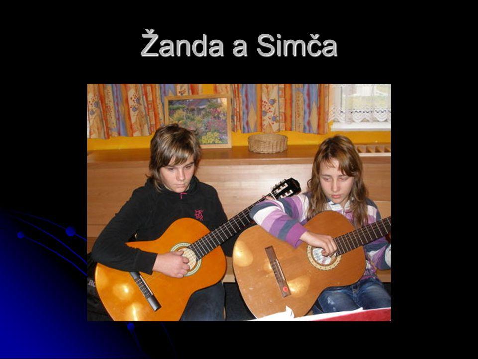 Žanda a Simča